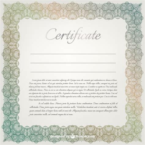 Certificate template vector set 23 resume pdf download certificate template vector set 23 yadclub Gallery