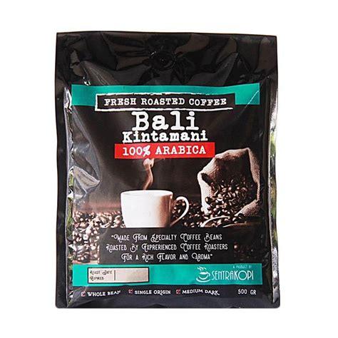 Kopi Bali Kintamani By Rumacoffee jual sentra kopi arabika bali kintamani whole bean coffee