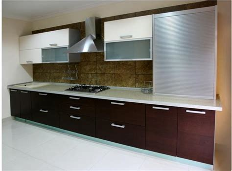 simple kitchen designs  india  elegance cooking spot