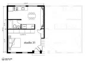 Loft Blueprints Plan Des Studios Studioliving