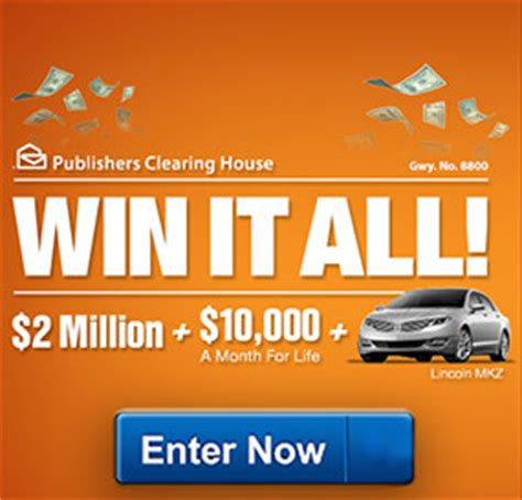 Pch 10000 A Week - pch 10 000 a week for life sweepstakes