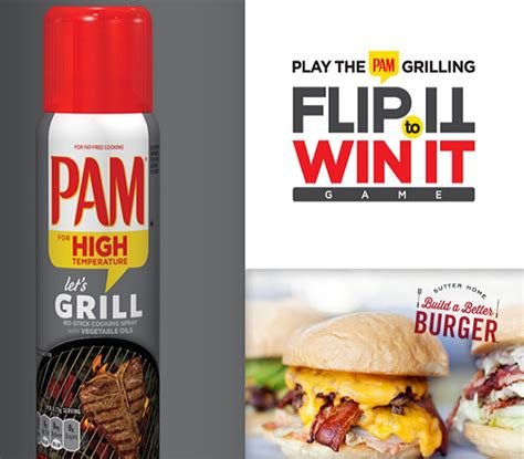 Win It Sweepstakes - thrifty momma ramblings pam flip it to win it sweepstakes