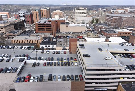Parking Garage Arbor by Arbor Wants To Go Solar In A Big Way To Shrink Carbon