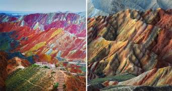 colorful mountains colorful mountains pictures to pin on pinsdaddy