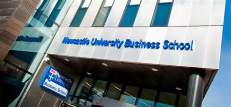 Newcastle Mba by Study The Newcastle Mba Part Time And Take Your Career To