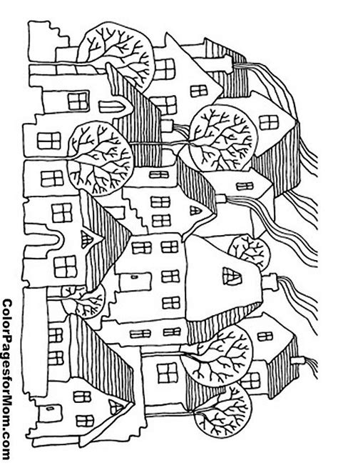 house coloring page   sample join fb grown