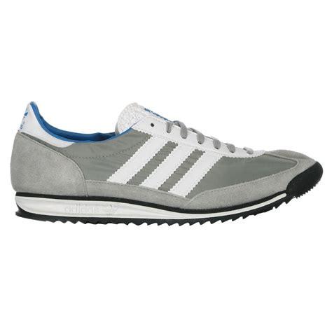 Promo Gratis Ongkir Sepatu Adidas Casual Sneakers Sport Gaya 1 adidas sl72 mens casual shoes grey white sportitude