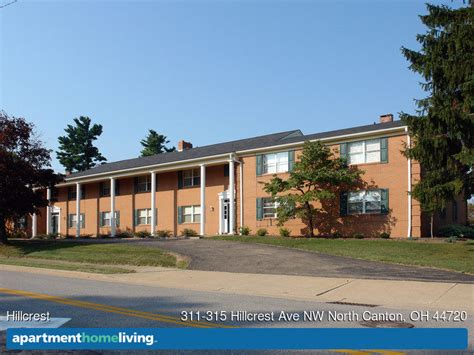hillcrest appartments hillcrest apartments north canton oh apartments for rent
