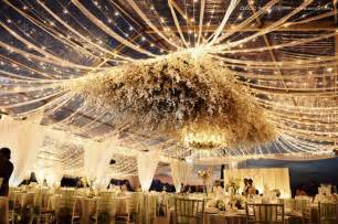 wedding trends hanging wedding decor part 2