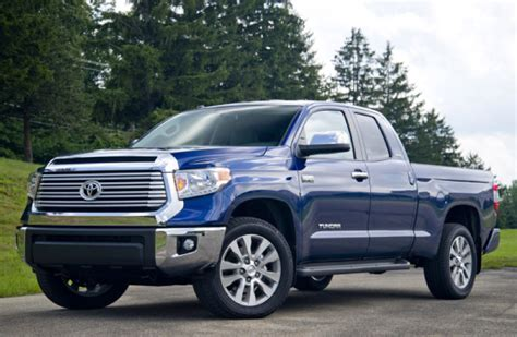 Toyota Tundra Incentives New 2014 Toyota Tundra Offers Size Truck