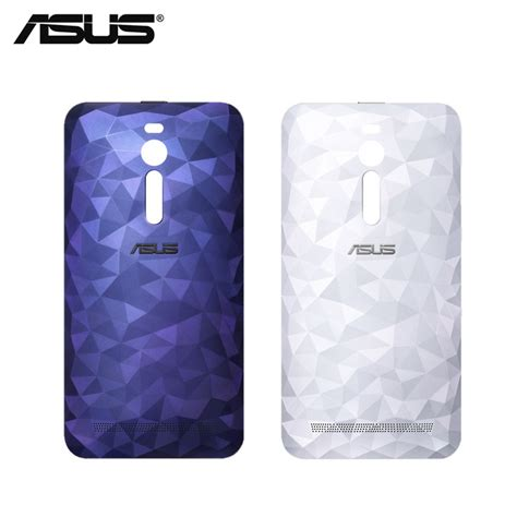 Baterai Battery Power Asus Deluxe Zenfone 2 original asus zenfone 2 deluxe ze551ml back cover rear battery cover replacement with power