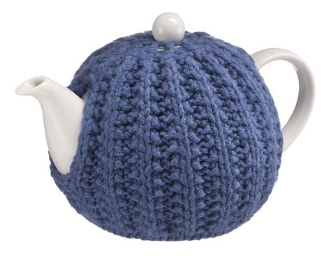 free tea cosy patterns to knit knitted tea cosy by roost living notonthehighstreet
