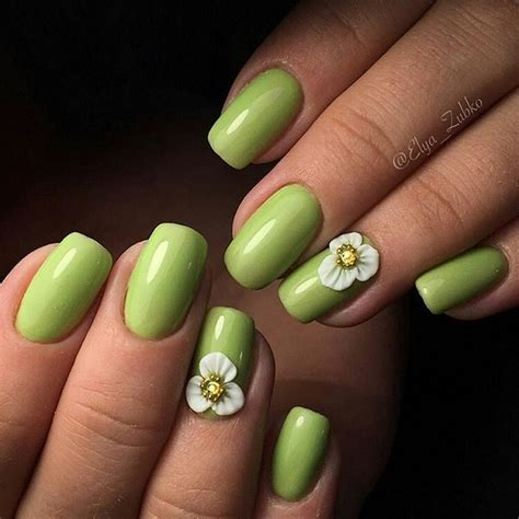 Nail Designs For Summer Holidays
