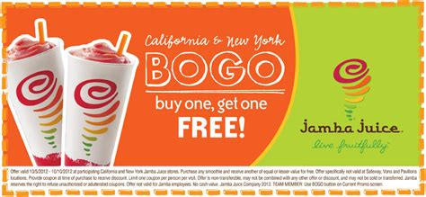 Buy 1 Get 1 Promo 6 In 1 Tempat Bumbu Dapur Berkualitas buy one get one free at jamba juice thru wednesday cowtown eats