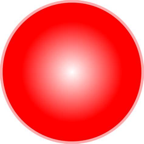 r ball 2 3d strong red ball clip art at clker com vector clip art