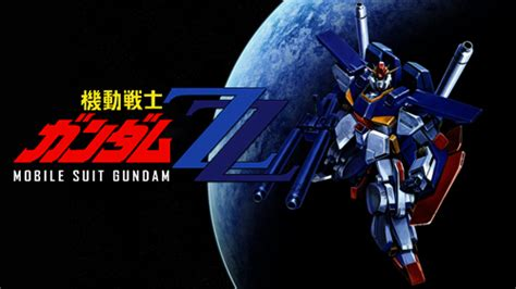 mobile suit zz mobile suit gundam zz tv fanart fanart tv