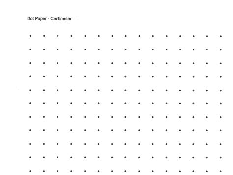 dotted paper to printable printable dot graph paper grid