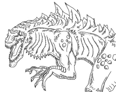 godzilla 1998 coloring pages zilla in ms paint by theozzex on deviantart