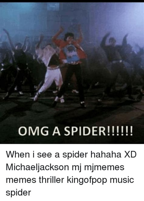 I Saw A Spider Meme - funny michael jackson memes of 2016 on sizzle beyonce