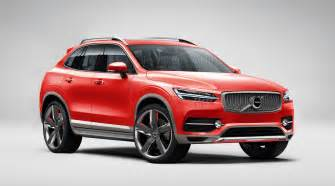 Volvo Delaware New Volvo Xc40 Suv To Spearhead New Family Of Models