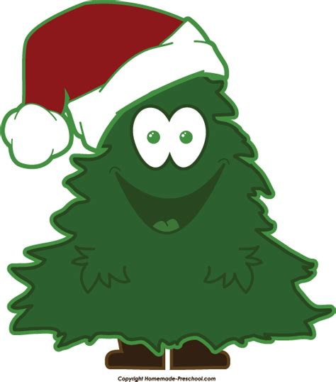 happiest christmastree free tree clipart