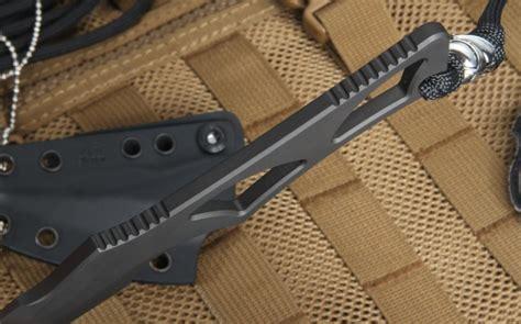 spartan knives enyo spartan blades enyo black neck knife fixed blade