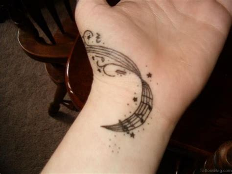 music tattoo designs for guys 70 classic wrist tattoos
