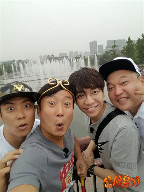 lee seung gi journey to the west new journey to the west bts photos lee seung gi
