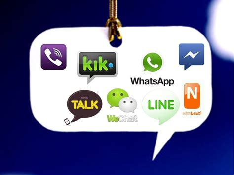 mobile messaging apps mobile messaging apps rumored to be used for spying on us