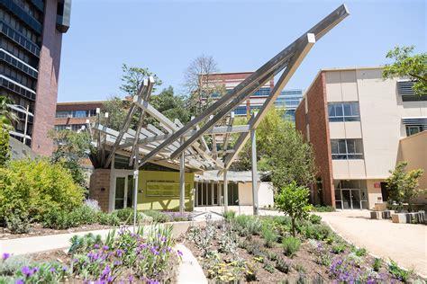 garden pavillon donation to ucla botanical garden increases access with
