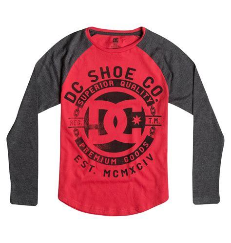 Raglan Kic Kers kid s 2 7 chain raglan 50654924 dc shoes