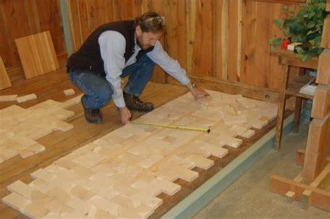 wood block floors products