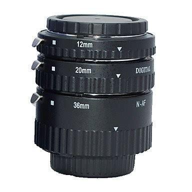 Terlaris Extension Ring For Nikon Original meike auto extention for nikon