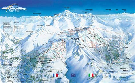 Helicopter Chair La Thuile Ski Resort Skiing In La Thuile Ski Line