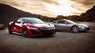 2017 acura nsx release date price and specs roadshow