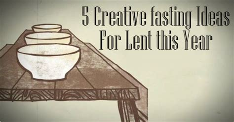 40 pro life lenten sacrifice ideas for you prolife365 image gallery lent ideas fasting