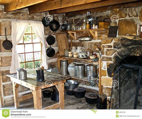 How To Renew Old Kitchen Cabinets cocina del oeste vieja imagen de archivo libre de regal 237 as