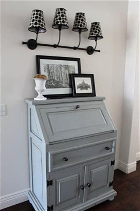 benjamin moore puritan gray secretary desk interiors by