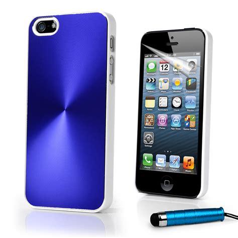 Robot Iphone 5g5s blue aluminium cover for apple iphone5 iphone 5 5g stylus ebay