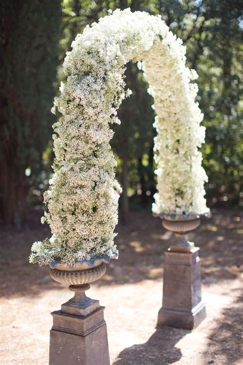 Wedding Arch Proper Name by 17 Best Images About Baby S Breath Centerpieces Decor On