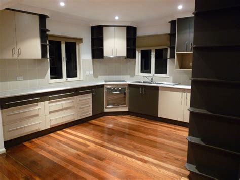 L Shape Kitchens Brisbane Cabinet Makers Renovations L Shaped Kitchen Designs For Small Kitchens