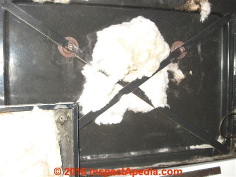 Kitchen Stove Insulation moffat electric range repair history components parts
