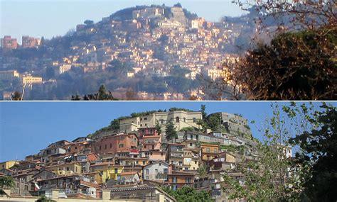 rocca di papa castelli romani monte porzio catone montecompatri