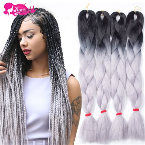 extensions grey braids pictures pictures of big braids short hairstyle 2013