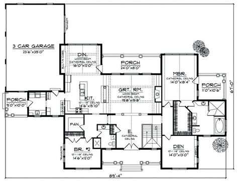 Rambling Ranch House Plans by Rambling Ranch House Plans Large Size Of Ranch House Plan