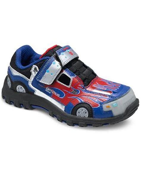 optimus prime slippers stride rite boys or toddler boys optimus prime