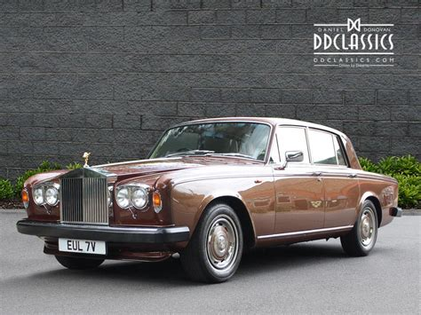 rolls royce silver shadow used 1980 rolls royce silver shadow for sale in surrey