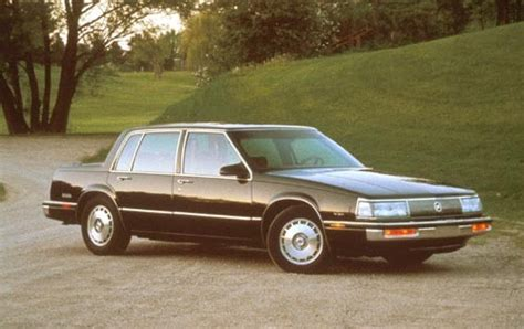 maintenance schedule for 1990 buick electra openbay