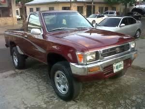 Toyota 22r Honduras Honduras Veh 237 Culos Carros Toyota 4x4 22r 1991
