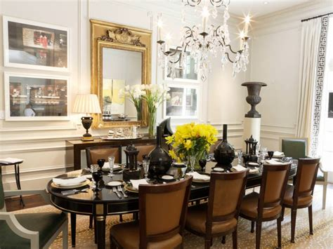 dining room designs with simple and elegant chandilers 24 elegant dining room designs decorating ideas design